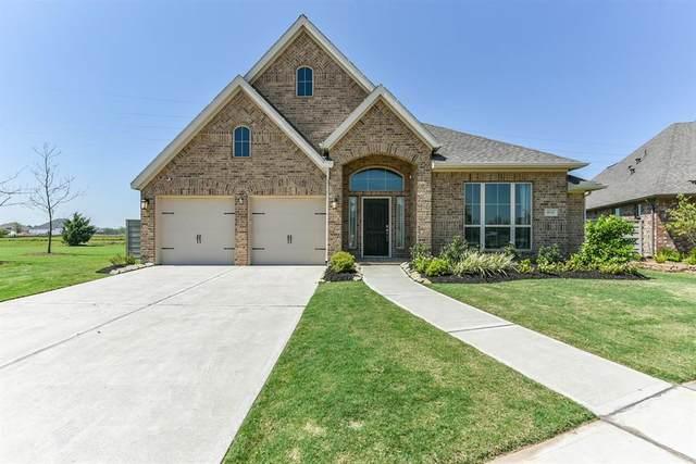4616 Mesquite Terrace Drive, Manvel, TX 77578 (MLS #46463009) :: NewHomePrograms.com LLC