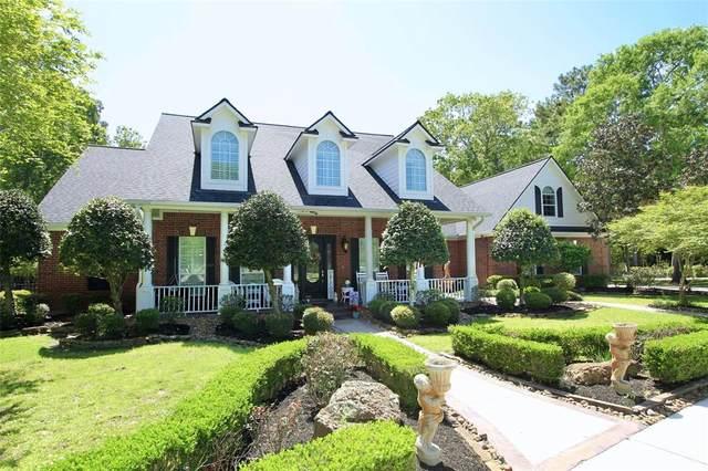 414 Commons Vista Drive, Huffman, TX 77336 (MLS #46485169) :: The Freund Group