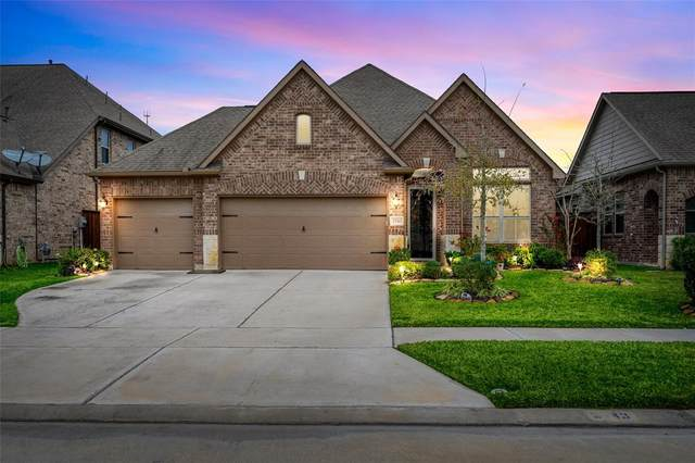 2343 Terracina Court, Missouri City, TX 77459 (MLS #46488309) :: CORE Realty