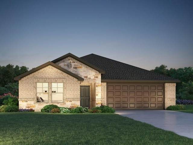 2319 Scarlett Pine Bend, Tomball, TX 77375 (MLS #464981) :: The SOLD by George Team