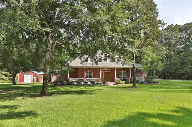 28632 Post Oak Run, Magnolia, TX 77355 (MLS #46499992) :: The Property Guys
