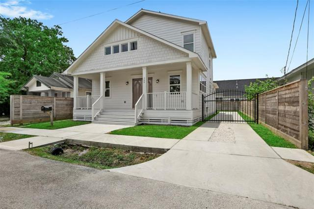 309 Morris Street, Houston, TX 77009 (MLS #46517660) :: The Heyl Group at Keller Williams
