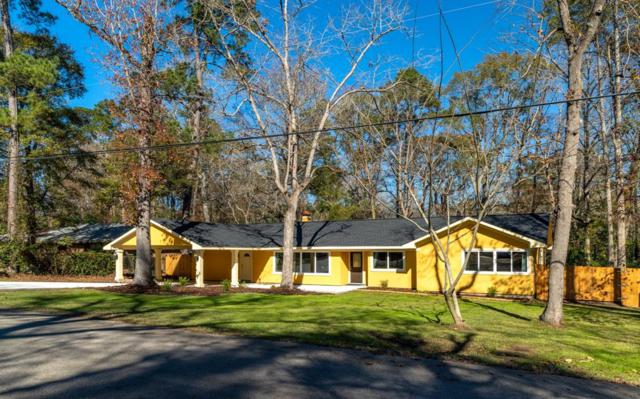 210 Valley Drive, Conroe, TX 77303 (MLS #46518511) :: The Sansone Group