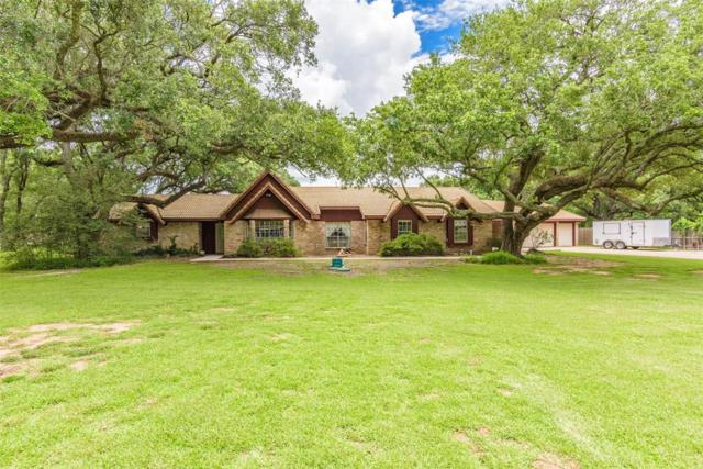 9602 Oakcrest Drive, Manvel, TX 77578 (MLS #46525336) :: The SOLD by George Team