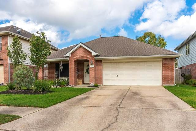 2885 Lost Cove Court, Dickinson, TX 77539 (MLS #46526631) :: Texas Home Shop Realty