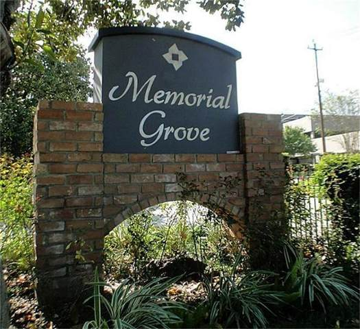 9029 Gaylord Drive #130, Houston, TX 77024 (MLS #46528298) :: The SOLD by George Team