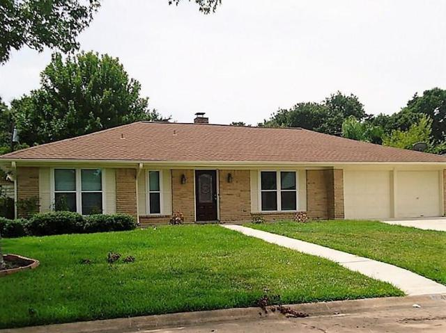4916 Green Willow Lane, Dickinson, TX 77539 (MLS #46531374) :: The Heyl Group at Keller Williams