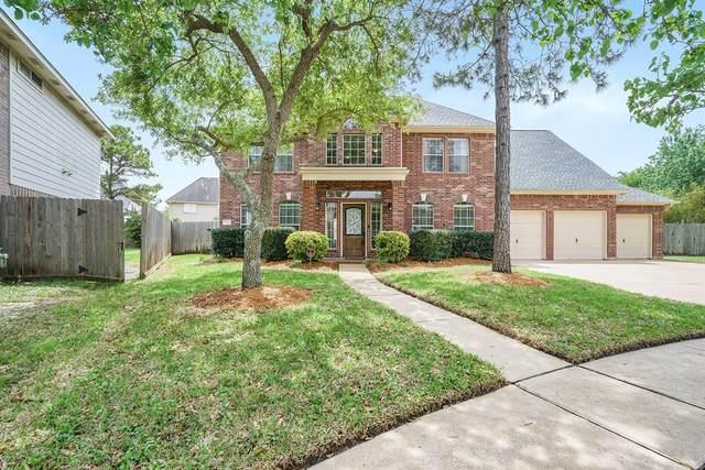 2509 Lafayette Court, Seabrook, TX 77586 (MLS #46539488) :: Ellison Real Estate Team
