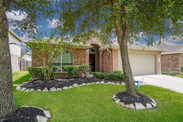 1907 Creek Run Dr, Pearland, TX 77584 (MLS #46542223) :: Christy Buck Team