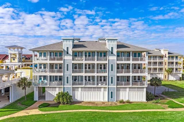 4151 Pointe West Drive #101, Galveston, TX 77554 (MLS #46543473) :: The Heyl Group at Keller Williams