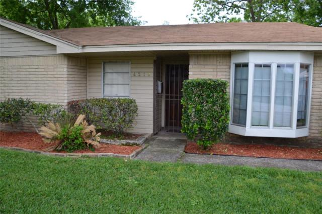4219 Wuthering Heights Drive, Houston, TX 77045 (MLS #46550078) :: Texas Home Shop Realty