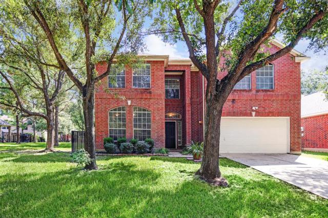 9118 Baber Drive, Houston, TX 77095 (MLS #46554056) :: The Heyl Group at Keller Williams