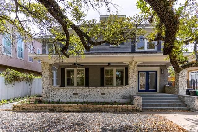 306 Avondale Street, Houston, TX 77006 (MLS #4655882) :: Ellison Real Estate Team