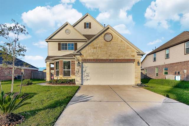 4711 Wheel Wright Trail, Rosenberg, TX 77471 (MLS #46562979) :: Guevara Backman