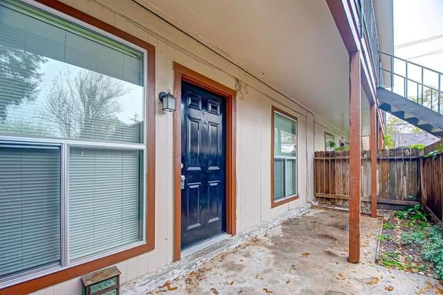 5929 Queensloch Drive #137, Houston, TX 77096 (MLS #46563400) :: Caskey Realty