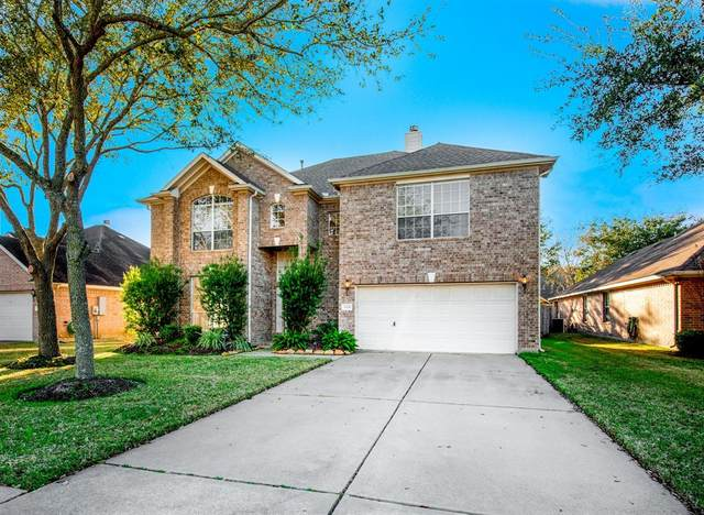 3326 Lakeway Lane, Pearland, TX 77584 (MLS #46565950) :: The SOLD by George Team