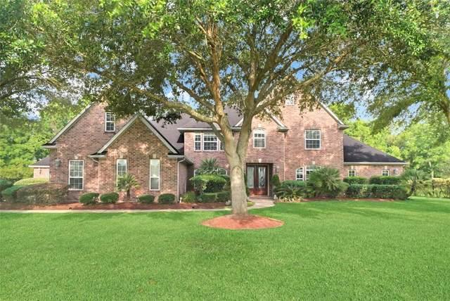 4310 Creek Point Lane, Missouri City, TX 77459 (MLS #46570793) :: Ellison Real Estate Team