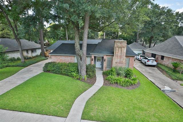 14811 Forest Lodge Drive, Houston, TX 77070 (MLS #46583155) :: The Heyl Group at Keller Williams