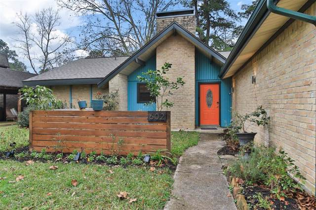 602 Sycamore Drive, Conroe, TX 77302 (MLS #46589615) :: The Bly Team