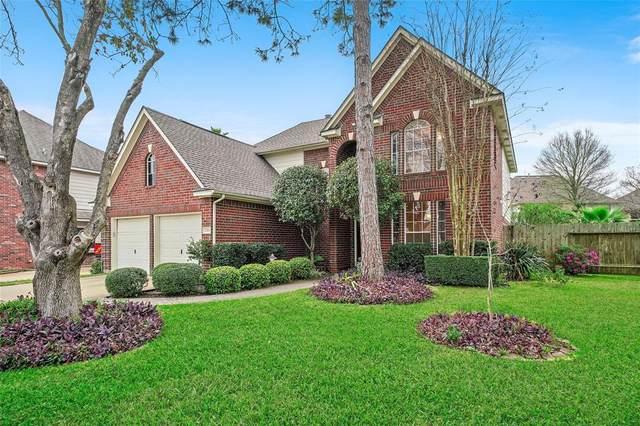 2518 Sand Castle Court, Seabrook, TX 77586 (MLS #46594148) :: Bay Area Elite Properties