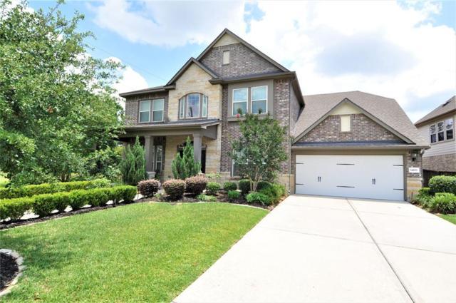 14106 Aspen Haze Lane, Humble, TX 77396 (MLS #46595822) :: Texas Home Shop Realty
