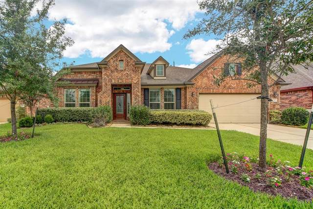 13319 Rising Bluff Lane, Cypress, TX 77429 (MLS #46596003) :: The Parodi Team at Realty Associates