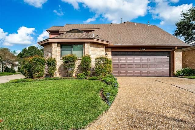 12800 Briar Forest Drive #164, Houston, TX 77077 (MLS #46605862) :: The Sansone Group