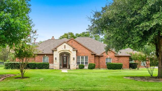 52 La Jolla Circle, Montgomery, TX 77356 (MLS #46606819) :: The SOLD by George Team