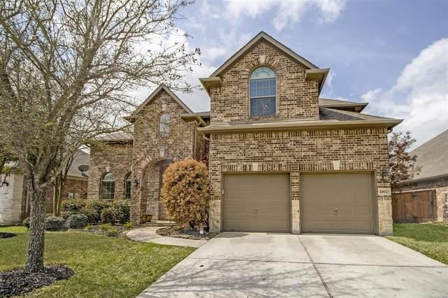 14823 Vesper Lake Court, Humble, TX 77396 (MLS #4660761) :: The Sansone Group