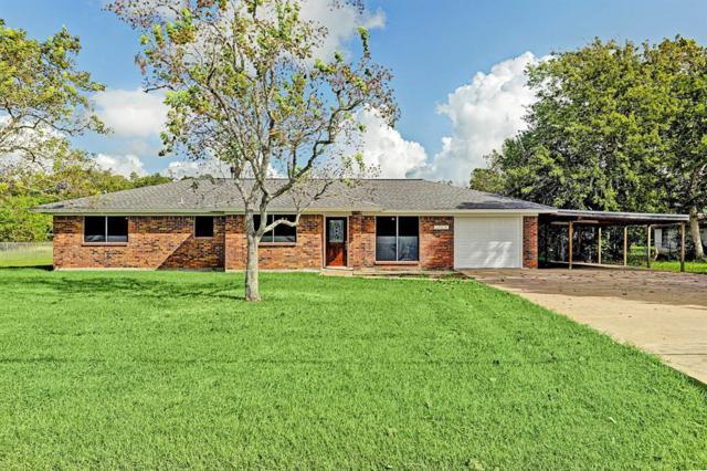 12614 28th Street, Santa Fe, TX 77510 (MLS #46625584) :: Texas Home Shop Realty