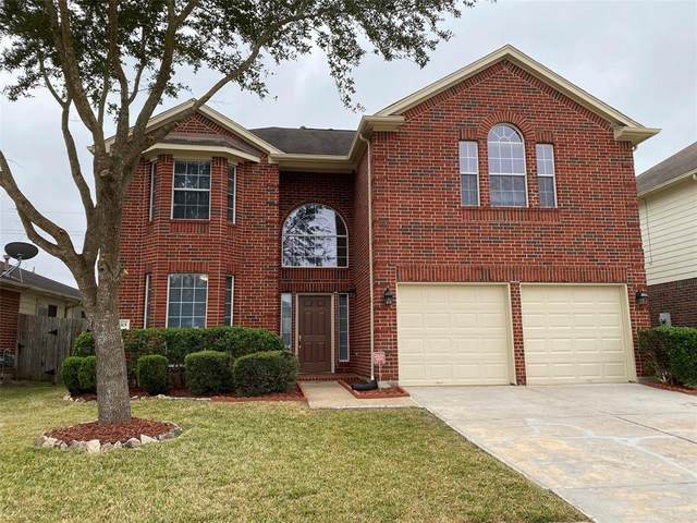 2315 Flint Brook Court, Fresno, TX 77545 (MLS #46641149) :: Homemax Properties