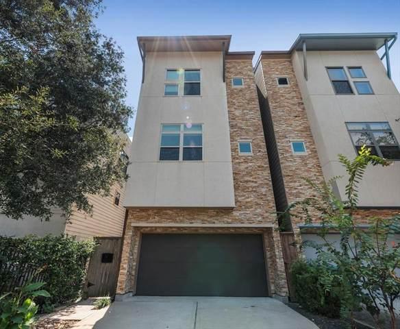 4415 Koehler Street, Houston, TX 77007 (MLS #46644320) :: All Cities USA Realty