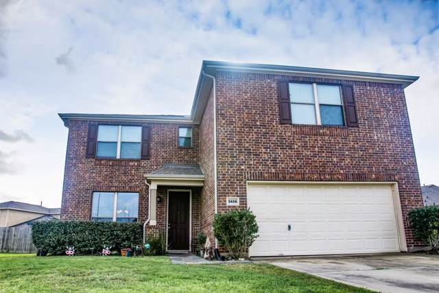 3406 Chute Court, Manvel, TX 77578 (MLS #46645795) :: The Heyl Group at Keller Williams