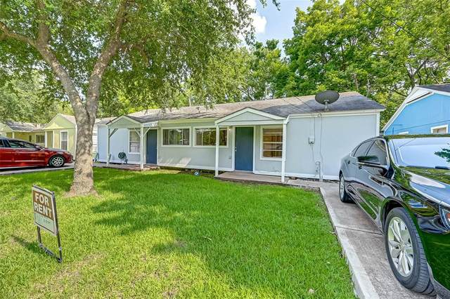 5910 Sycamore Avenue, Pasadena, TX 77503 (MLS #46646901) :: The SOLD by George Team