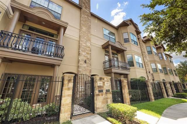 2411 Commonwealth Street, Houston, TX 77006 (MLS #46653682) :: Guevara Backman