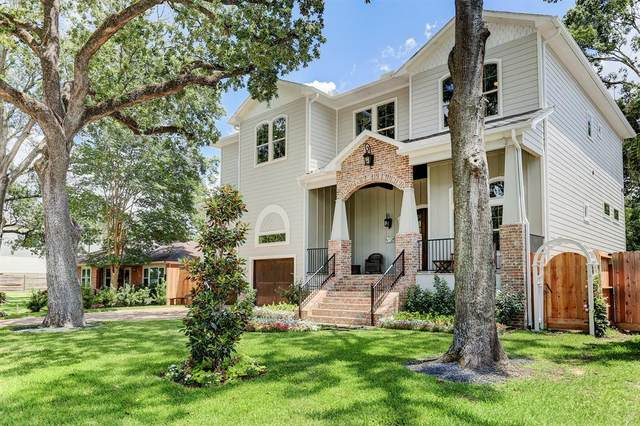 1024 Waltway Drive, Houston, TX 77008 (MLS #46655473) :: Christy Buck Team