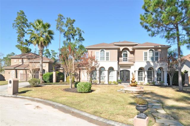 38 Oak Cove Lane, Humble, TX 77346 (MLS #46656786) :: The SOLD by George Team