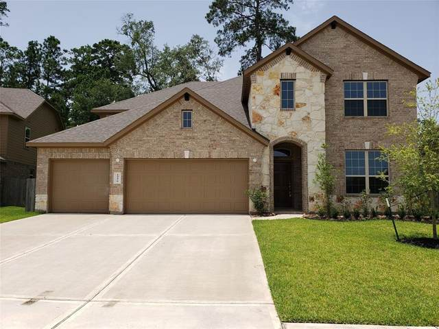 14450 Kerrick Vista Lane, Conroe, TX 77384 (MLS #46675505) :: The SOLD by George Team