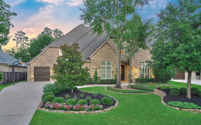 86 S Player Manor Circle, The Woodlands, TX 77382 (MLS #46675903) :: Christy Buck Team