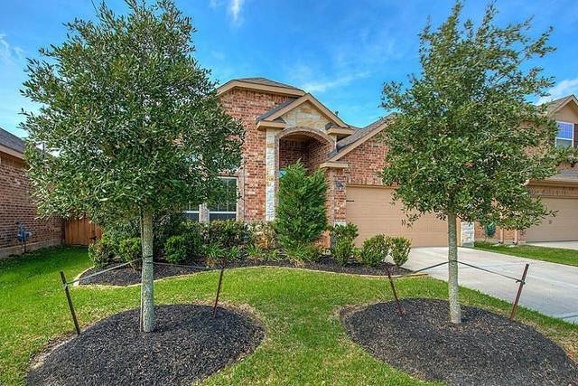 11731 Cielo Court, Richmond, TX 77406 (MLS #46678140) :: The SOLD by George Team