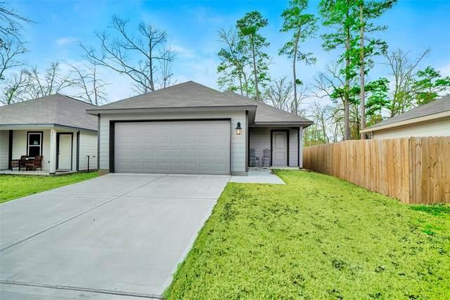 14975 Fannin Road, Willis, TX 77378 (MLS #46688026) :: My BCS Home Real Estate Group