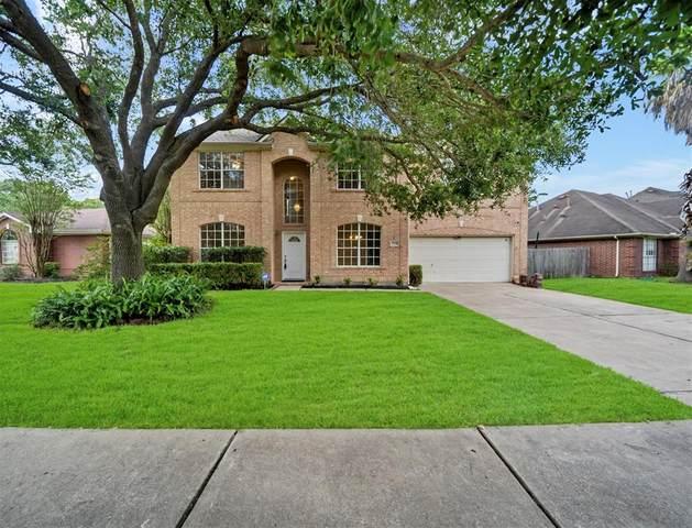 21710 Bay Palms Drive, Katy, TX 77449 (MLS #46691565) :: My BCS Home Real Estate Group