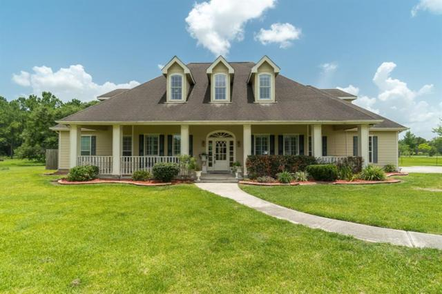 13135 Max Road, Pearland, TX 77581 (MLS #46694058) :: The Queen Team