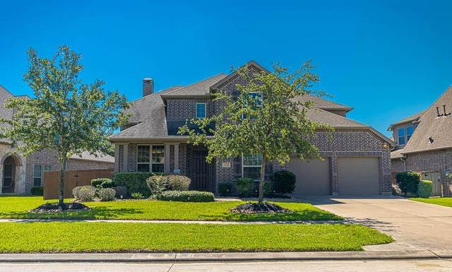 3106 Manzanita Lane, Manvel, TX 77578 (MLS #46709838) :: Christy Buck Team