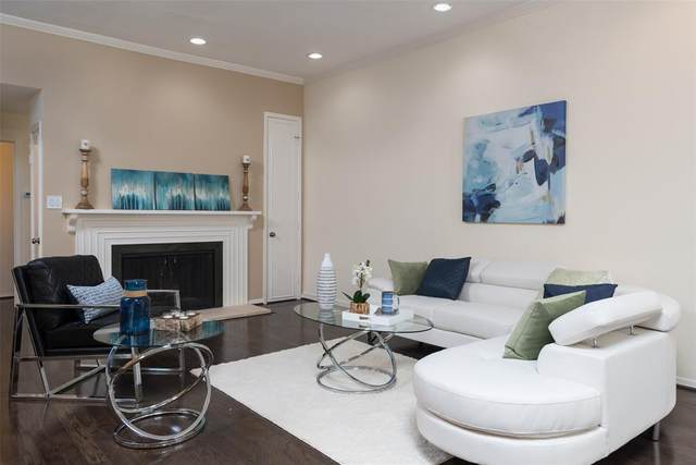 10 S Briar Hollow Lane #36, Houston, TX 77027 (MLS #4671252) :: The SOLD by George Team