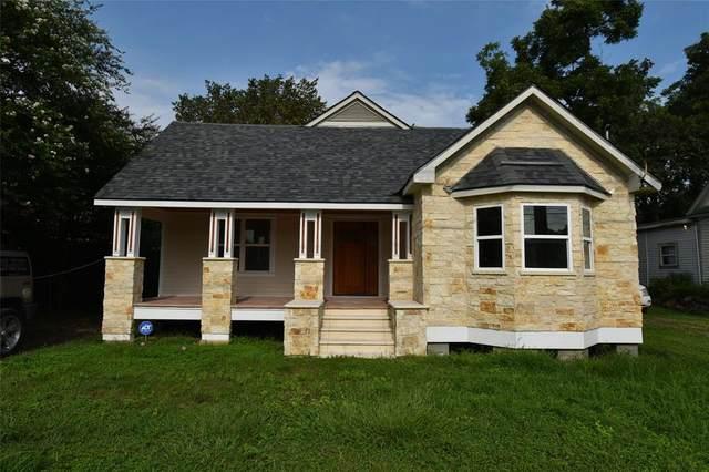 5611 Fulton Street, Houston, TX 77009 (MLS #46713408) :: The Home Branch