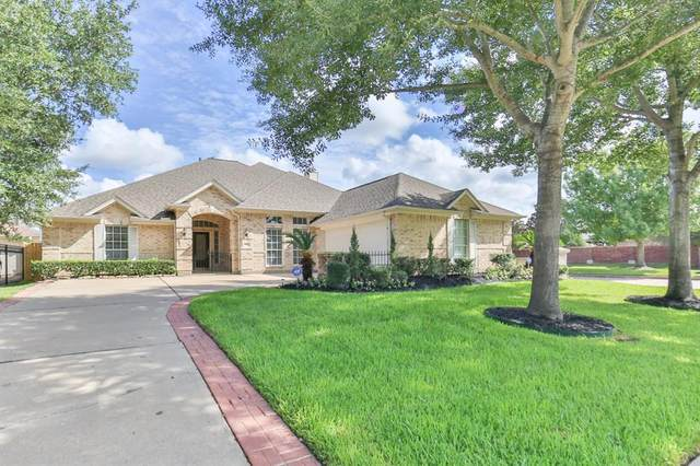 14002 Briar Heath Drive, Houston, TX 77077 (#46716225) :: ORO Realty