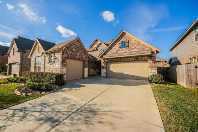 13415 Golden Plantation Lane, Rosharon, TX 77583 (MLS #46717765) :: The Queen Team