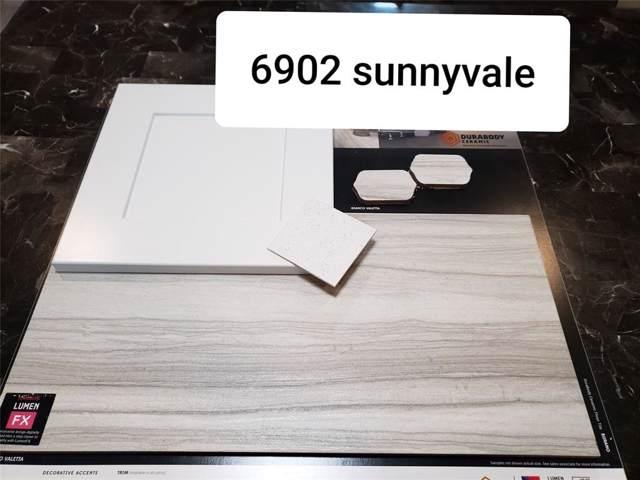 6902 Sunnyvale Lane, Rosharon, TX 77583 (MLS #46719691) :: The Jill Smith Team