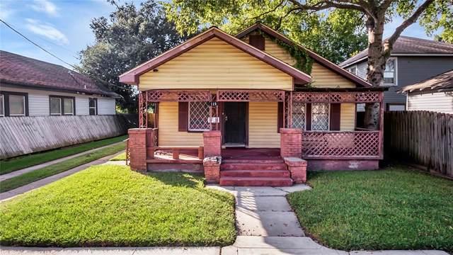 115 N Edgewood Street, Houston, TX 77011 (MLS #46739739) :: The Queen Team